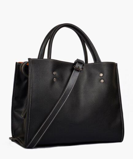 Black go-anywhere bag