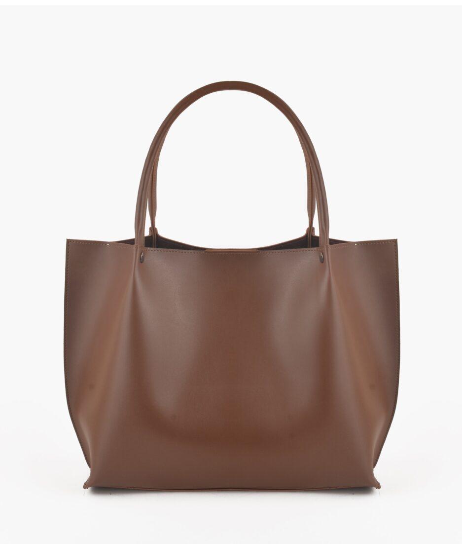 Horse brown tote bag
