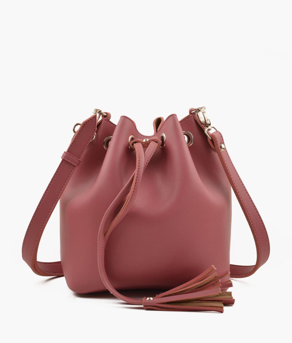 Pink-bucket-bag