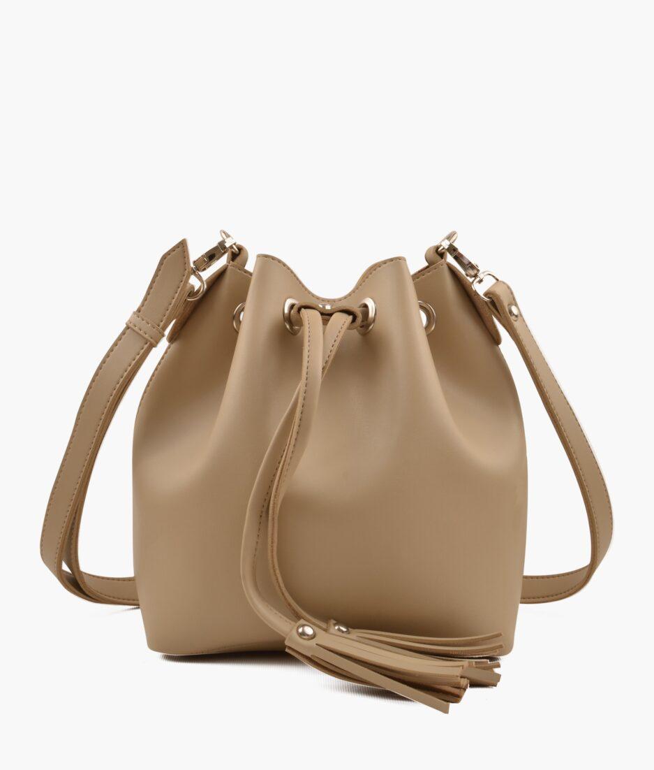 Off-white bucket bag