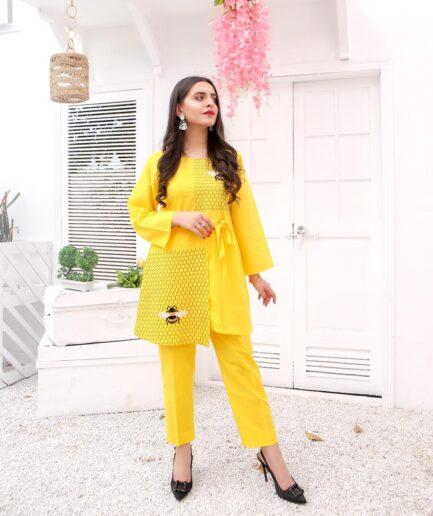 Yellow Bee 2PC