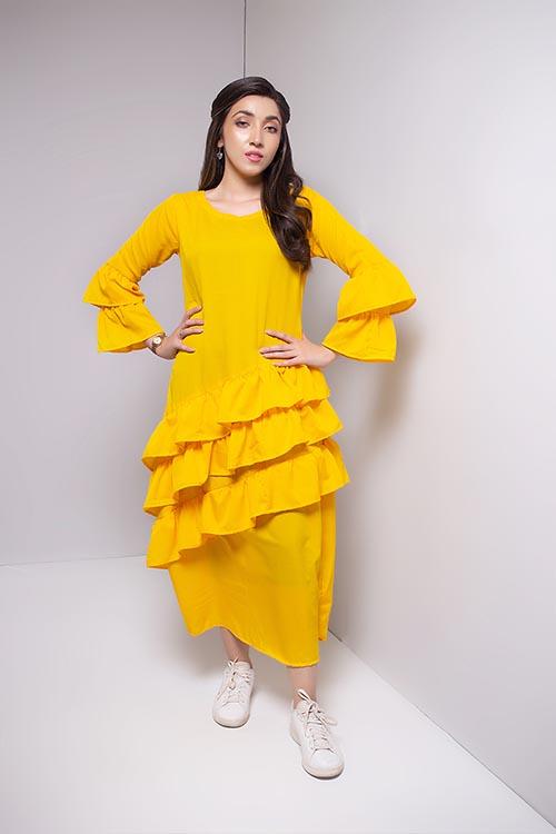 Sunny seed dress