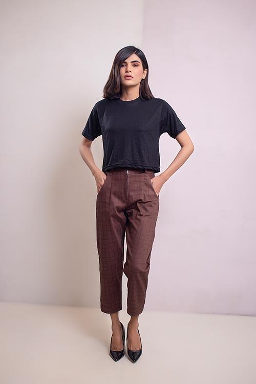 Penny brown pants