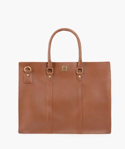 Brown Laptop Bag